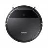 Robotický vysávač Samsung VR05R5050WK včiernej farbe. Integrovaná funkcia mokrého utierania. Senzory proti nárazom,pádu zo schodov anavigácia Gyro. Batéria skapacitou 3400 mAh, výdrž až 150 min aúroveň hluku do 77 dB. Veľká zberná nádoba na prach (200 ml) avodu (400 ml).