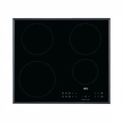 Indukčný varný panel AEG Mastery Hob2Hood IKB64301FB