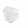 Respirátor FFP2 z nanovlákien RespiRaptor ochráni pred vírusmi, aerosólmi či alergénmi. Tvarovanie fish-type zaručí dostatočný priestor v oblasti nosa a pier, pre pohodlné rozprávanie a dýchanie. Respirátor je certifikovaný ako FFP2 podľa EU normy EN 149:2001+A1:2009. Ponúkame v univerzálnej veľkosti M/L. Balenie obsahuje 1 ks respirátora. Ochrannú pomôcku nie je možné z hygienických dôvodov vrátiť!