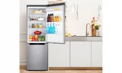chladnička s mrazničkou -kombinovaná chladnička - chladničky - kuchyňa