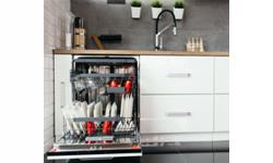 umývačka riadu - vstavaná umývačka - zabudované umývačky riadov